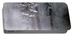 Snow Storm Portable Battery Charger