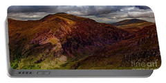 Snowdonia Portable Battery Charger by Roger Lighterness