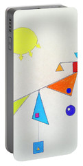 Something New Under The Sun Portable Battery Charger