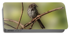 Song Sparrow Portable Battery Charger