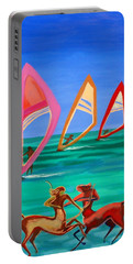 Sons Of The Sun Portable Battery Charger