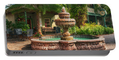 Spanish Fountain Portable Battery Charger