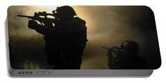 Special Operation Forces Combat Divers Portable Battery Charger