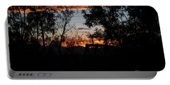 Spectacular Sky Portable Battery Charger by Anne Rodkin