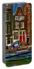 Spiegelgracht 6. Amsterdam Portable Battery Charger