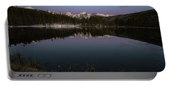 Sprague Lake Portable Battery Charger by Gary Lengyel