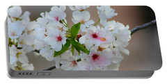 Springtime Bliss Portable Battery Charger