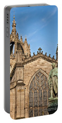 St Giles Cathedral  Edinburgh Portable Battery Charger