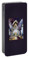 St Johns Cathedral Limerick Ireland Portable Battery Charger