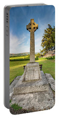 St  Marcellas Celtic Cross Portable Battery Charger