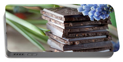 Stack Of Chocolate Portable Battery Charger