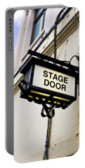 Stage Door Sign Portable Battery Charger