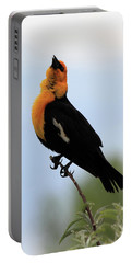 Portable Battery Charger featuring the photograph Standing Tall by Shane Bechler