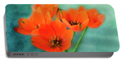Portable Battery Charger featuring the photograph Star Of Bethlehem by Jutta Maria Pusl