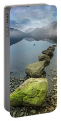 Stepping Stones Portable Battery Charger by Ian Mitchell