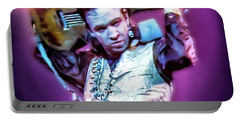 Stevie Ray Vaughan - Love Struck Baby Portable Battery Charger