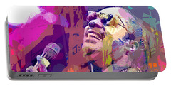 Stevie Wonder  Portable Battery Charger