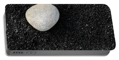 Stone In Soot Portable Battery Charger