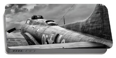 Storm Couds Over Memphis Belle - 2017 Christopher Buff, Www.avia Portable Battery Charger