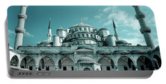 Sultan Ahmed Mosque Portable Battery Charger