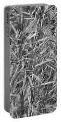 Summer Grass Portable Battery Charger by Tim Good
