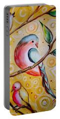 Sunshine Birds Portable Battery Charger