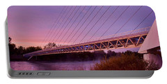 Sundial Bridge Portable Battery Charger