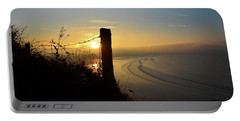 Sunrise At Inch Beach Portable Battery Charger