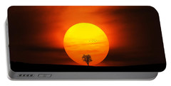 Sunset Portable Battery Charger by Bess Hamiti