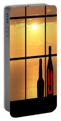Portable Battery Charger featuring the photograph Sunset In Hawaii by Athala Carole Bruckner