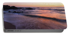 Sunset Over Laguna Beach   Portable Battery Charger