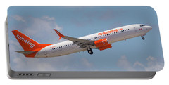 Sunwing Airlines Portable Battery Charger