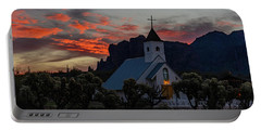 Superstition Sunrise Portable Battery Charger