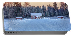 Swedish Lapland Portable Battery Charger