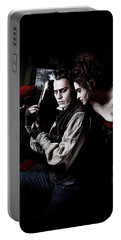 Sweeney Todd The Demon Barber Of Fleet Street 2007  Portable Battery Charger