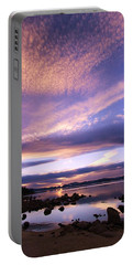 Portable Battery Charger featuring the photograph Tahoe Wow by Sean Sarsfield