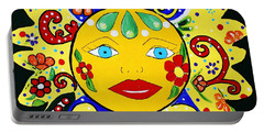 Talavera Sun Portable Battery Charger