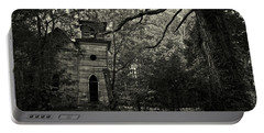 The Abandoned Church Portable Battery Charger
