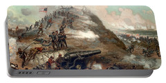 The Capture Of Fort Fisher Portable Battery Charger
