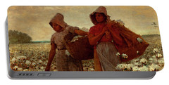 The Cotton Pickers Portable Battery Charger
