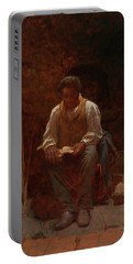 The Lord Is My Shepherd Portable Battery Charger