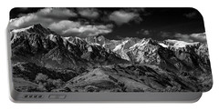 The Majestic Sierras Portable Battery Charger
