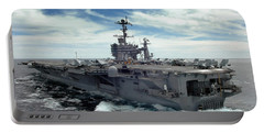 The Nimitz-class Aircraft Carrier Uss Portable Battery Charger