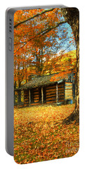The Old Home Place Portable Battery Charger by Darren Fisher