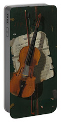 The Old Violin Portable Battery Charger