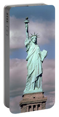 The Statue Of Liberty Portable Battery Charger