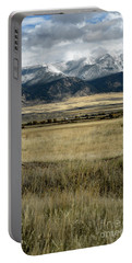 Tobacco Root Mountains Portable Battery Charger
