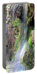 Tonto Waterfall Cave Portable Battery Charger