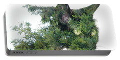 Tree Cat Portable Battery Charger