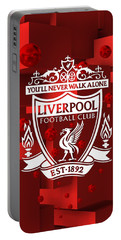 Tribute To Liverpool 3 Portable Battery Charger